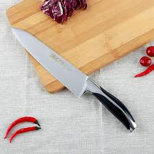 new top grade sharp knife 440c quality 8 u0027 u0027 inch frozen meat cutter