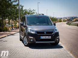 peugeot partner 4x4 foto peugeot partner 2015 foto peugeot partner tepee restyling