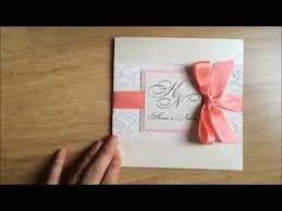 wedding invitations with ribbon how to tie ribbon bow on wedding invitation