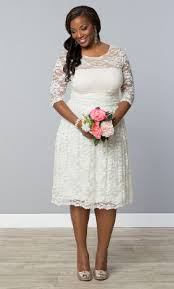 plus size courthouse wedding dress for the more casual opt for our plus size lace