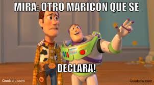 Maricon Meme - mira otro maricon que se declara memes en quebolu