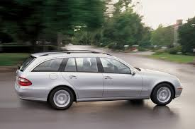 mercedes e320 wagon 2004 2003 09 mercedes e class consumer guide auto