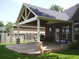 Gable Patio Designs Wood Design Open Gable Patio Cover Plans Grande Room Tips For