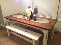 country kitchen table with bench kitchen table with bench catchy bench dining room set ideas top