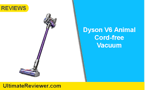 Dyson Vaccum Reviews Dyson V6 Animal Cord Free Vacuum Review