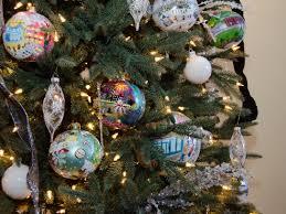 details of michael storrings u0027 storybook christmas tree in the