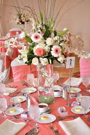 Home Decor With Flowers Best 25 Coral Wedding Centerpieces Ideas On Pinterest Coral