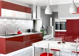 cuisine design blanche cuisine blanche mur 6 leroy merlin nouvelle collection