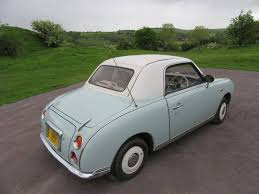 nissan convertible hardtop 1991 nissan figaro for sale 2034773 hemmings motor news