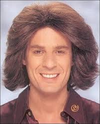 men feathered hair mens feathered wig discount wig supply