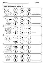 english teaching worksheets phonics