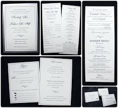 wedding program maker wedding invitations programs wedding programs fan style wedding