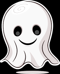 Mondspeer Deviantart - inktober 5 halloween ghost smiley by mondspeer on deviantart