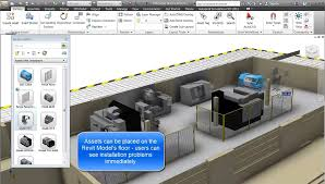 factory layout design autocad syncing autocad inventor and factory design suite