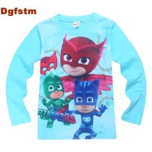 popular pj mask shirt baby boys buy cheap pj mask shirt