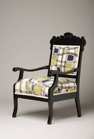 Painting Fabric Upholstery 97 Best Hand Painted Upholstery Images On Pinterest Chairs