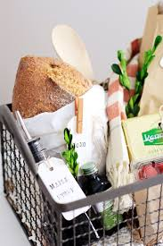 breakfast baskets diy toast breakfast gift basket the pastiche