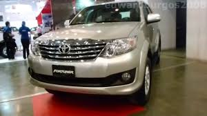 toyota fortuner sr5 2014 video versión para colombia youtube