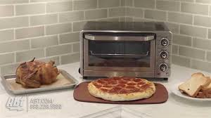 Toaster Oven With Auto Slide Out Rack Cuisinart Custom Classic Toaster Oven Broiler Tob40 Overview