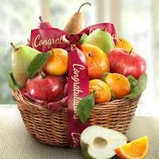 graduation fruit arrangements congratulations fruit gifts a gift inside