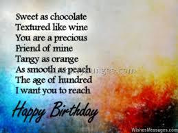 birthday poems for friends 5 best birthday resource gallery