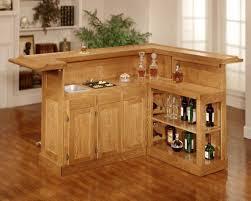 living room bar ideas brown pendant lamsp black stain wall white