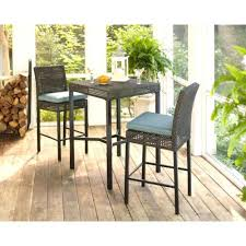 Small Bistro Chair Cushions Patio Ideas Patio Furniture Bistro Table Sets Parsons Patio