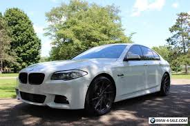 bmw 5 series xi 2012 bmw 5 series 550 550xi xi m sport m sport for sale in