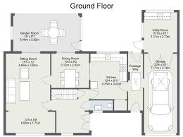 3 bedroom floor plan with dimensions in meters memsaheb net