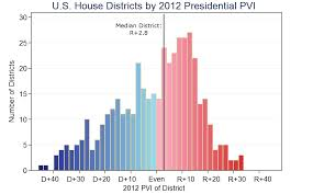 Ohio Congressional District Map by How Gerrymandering Cost Democrats The House In 2012 An