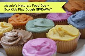 giveaway eco kids art supplies and maggies naturals food dyes