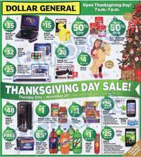 dollar general black friday 2017