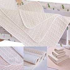 Baby Crib Mattress Pad Baby Waterproof Changing Mat Infant Urine Crib
