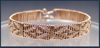 weave wire bracelet images Jewelry spotter learn to bead jpg