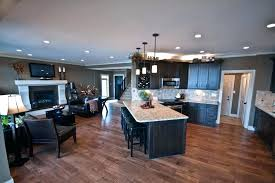 contemporary open floor plans open floor plans houses house plans open floor plan large kitchen
