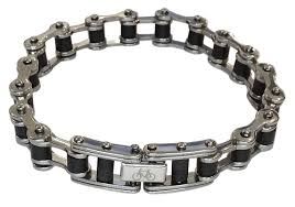 stainless steel chain bracelet images Bicycle gift hub stainless steel bicycle chain bracelet with png