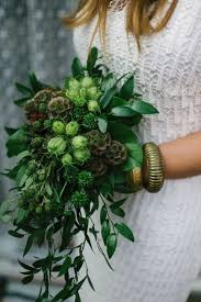 wedding flowers greenery and unique bridal bouquets nontraditionalbouquets