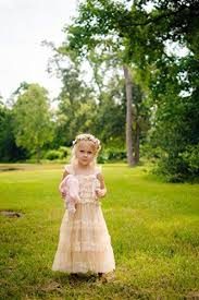 country wedding flower dresses 41 best vintage lace flower dresses images on