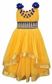 tiny toon girls u0027 dress yellow amazon in clothing u0026 accessories