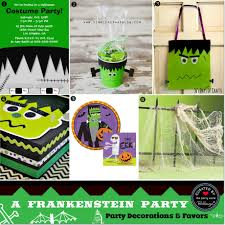 halloween bday party ideas frankenstein themed halloween birthday party fun planning ideas