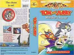 tom jerry whiskers vhs cover mgm ver malekmasoud