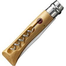 Opinel Kitchen Knives Opinel Corkscrew Knife Modern Pioneer