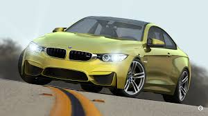 green bmw m4 2014 bmw m4 coupe by dangeruss on deviantart