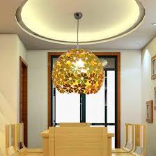 Living Room Pendant Lights Interior Bright White Crystals Pendant Lighting Living Room With