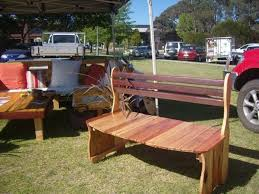 Diy Patio Bench by Wooden Pallet Outdoor Bench Plans Pallet Wood Projects