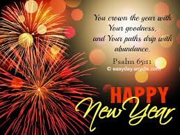 happy new year religious messages and quotes for 2018