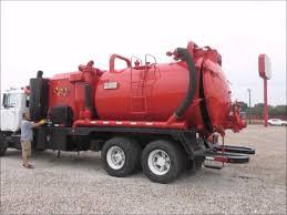 1998 mack dm690s liquid vacuum truck with liquid ring blower