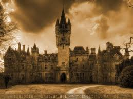 haunted house desktop wallpapers wallpaper cave