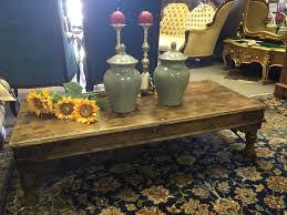 vintage indian coffee table kings u0026 queens antiques buy