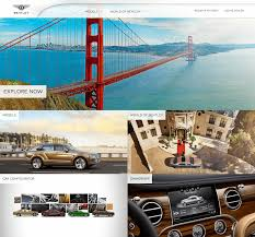 bentley crewe bentley best web design inspiration u0026 ui inspiration